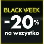 50Style: Black Week 20% zniżki na buty, ubrania i akcesoria sportowe