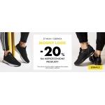 50Style: 20% rabatu na nieprzecenione buty i ubrania sportowe