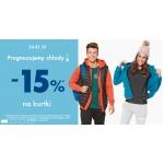 50Style: 15% rabatu na kurtki