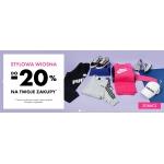 50Style: do 20% zniżki na odzież i obuwie sportowe