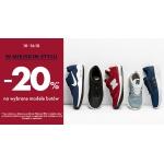 50Style: 20% zniżki na wybrane modele obuwia lifestyle