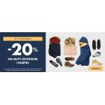 50Style: 20% zniżki na buty outdoor i kurtki