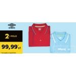 50Style: dwie koszulki polo marki Umbro za 99,99 zł