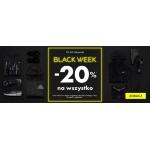 Black Week 50Style: 20% rabatu na wszystko