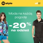 50Style: 20% zniżki na odzież