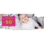 5.10.15.: 50% zniżki na odzież niemowlęcą z kolekcji jesień-zima