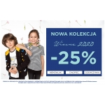 5.10.15.: 25% zniżki na nową kolekcję wiosenną odzieży dziecięcej