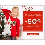 5.10.15.: 50% zniżki na wszystko z kolekcji zimowej odzieży dla dzieci