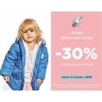 5.10.15.: 30% rabatu na całą nową kolekcję odzieży i obuwia dla dzieci