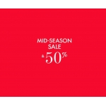 5.10.15.: Mid Season Sale do 50% zniżki