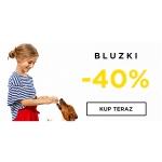 5.10.15.: 40% zniżki na bluzki dla dzieci