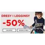 5.10.15.: 50% zniżki na dresy i legginsy dla dzieci