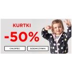5.10.15.: 50% rabatu na kurtki dla dzieci