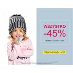 5.10.15.: 45% rabatu na odzież dla dzieci z kolekcji jesień-zima 2017