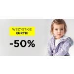 5.10.15.: 50% zniżki na wszystkie kurtki dziecięce