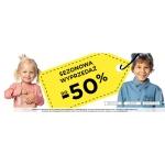 5.10.15.: sezonowa wyprzedaż do 50% zniżki na odzież dziecięcą