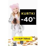 5.10.15.: 40% zniżki na kurtki dziecięce