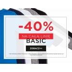 5.10.15.: 40% zniżki na całą kolekcję odzieży dziecięcej Basic