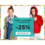 5.10.15.: 25% rabatu na kurtki wiosenne i akcesoria z kolekcji Wiosna 2017