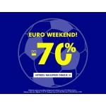 5.10.15.: Euro Weekend ze zniżkami do 70%