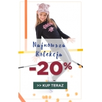 5.10.15.: 20% zniżki na odzież dla dzieci z najnowszej kolekcji