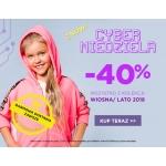 5.10.15.: 40% rabatu na ubrania dla dzieci z kolekcji wiosna-lato 2018