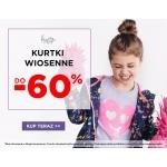 5.10.15.: do 60% zniżki na kurtki wiosenne dla dzieci