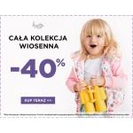 5.10.15.: 40% rabatu na całą wiosenną kolekcję odzieży dla dzieci