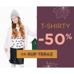 5.10.15.: 50% rabatu na t-shirty dziecięce