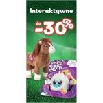 5.10.15.: do 30% zniżki na zabawki interaktywne