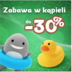 5.10.15.: do 30% rabatu na akcesoria do kąpieli