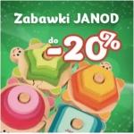 5.10.15.: do 20% zniżki na zabawki Janod