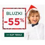 5.10.15.: 55% zniżki na bluzki dziecięce