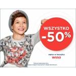 5.10.15.: 50% rabatu na wszystko, odzież i obuwie dla dzieci i młodzieży