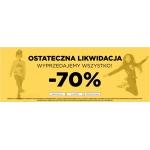 5.10.15.: wyprzedaż 70% rabatu na odzież dziecięcą