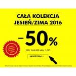 5.10.15.: 50% zniżki na całą kolekcję jesień-zima 2016