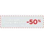 5.10.15.: 50% rabatu na kolekcję jesień/zima