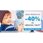 5.10.15.: promocja 40% na ubrania i buty