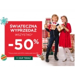 5.10.15.: świąteczna wyprzedaż 50% zniżki na kolekcję jesień/zima