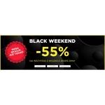 5.10.15.: Black Weekend 55% rabatu na wszystko z kolekcji jesień-zima