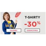 5.10.15.: 30% rabatu na t-shirty dziecięce