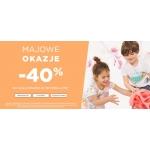 5.10.15.: 40% rabatu na odzież dla dzieci z kolekcji wiosna-lato