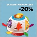 5.10.15.: do 20% rabatu na zabawki niemowlęce