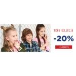 5.10.15.: 20% zniżki na nową kolekcję odzieży dla dzieci