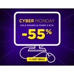 Cyber Monday 5.10.15.: 55% rabatu na całą kolekcję dziecięcą