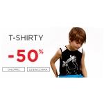 5.10.15.: 50% rabatu na t-shirty dla dzieci