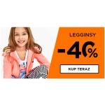5.10.15.: 40% zniżki na legginsy dla dzieci