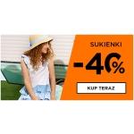 5.10.15.: 40% zniżki na sukienki dla dzieci