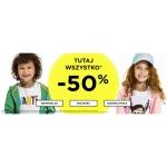 5.10.15.: 50% zniżki na wybrane modele z wiosenno-letniej kolekcji dziecięcej