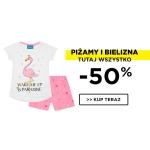5.10.15.: do 50% zniżki na piżamy i bieliznę dziecięcą